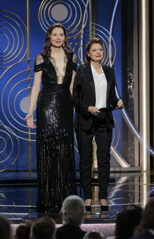 Susan Sarandon e Geena Davis (Foto: Getty Images)