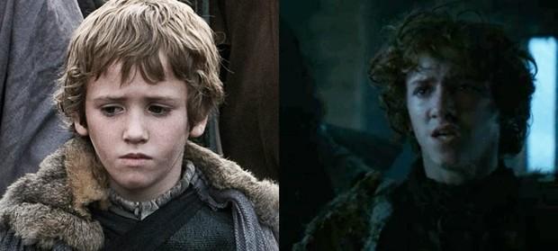Rickon Stark (Foto: HBO/Reprodução)