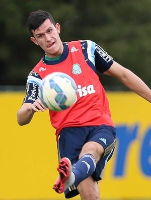 Nathan Palmeiras (Foto: Cesar Greco/Ag Palmeiras/Divulgação)