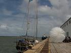 PF encontra mais de meia tonelada de cocaína em veleiro holandês