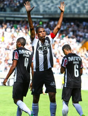 Leonardo Silva Atlético-MG (Foto: Bruno Cantini/CAM)