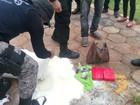 Mulheres são presas com cocaína escondida em saco de farinha no AC