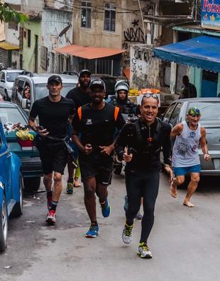 euatleta percurso braços abertos jacarezinho  (Foto: Guilherme Taboada)