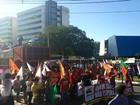 Grevistas rejeitam proposta e cobram veto de projeto da RGA na ALMT