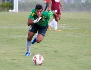 Mosquito atacante do Atlético-PR Seleção brasileira sub-17 (Foto: Site oficial de Atlético-PR/Divulgação)