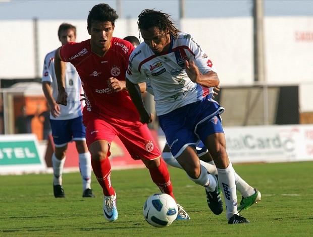 Reginaldo Júnior é o terceiro atacante que o Fortaleza vai emprestar neste Estadual (Foto: Rodrigo Carvalho / Agência Diário)