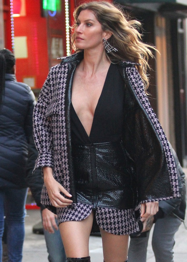 Gisele Bündchen (Foto: BackGrid)