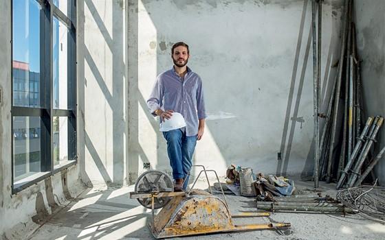Paulo Deitos  administrador (Foto: Ricardo Jaeger/ÉPOCA)