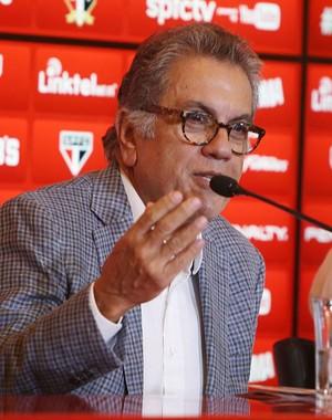 Carlos Miguel Aidar São Paulo (Foto: Rubens Chiri / saopaulofc.net)