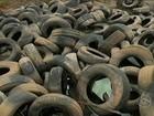 Moradores do povoado da Tapera denunciam depósito de pneus velhos