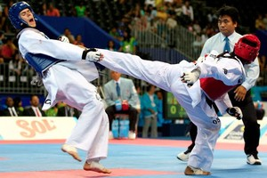 Campeonato de Taekwondo em Divinópolis (Foto: Divulgação)