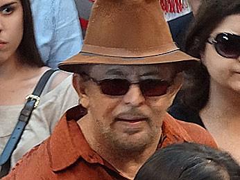 Geraldo Azevedo (Foto: Katherine Coutinho / G1)