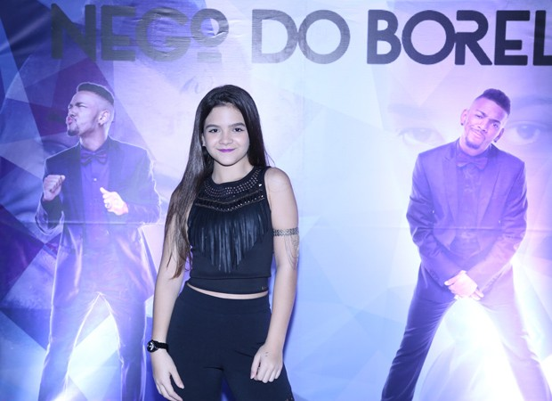 Mel Maia (Foto: Anderson Borde/AgNews)