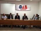 OAB/SE realiza encontro para discutir defesa da advocacia pública