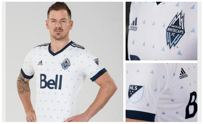 Camisa Vancouver Whitecaps
