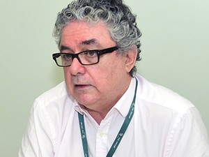 José Guilherme Cecatti, professor da FCM da Unicamp (Foto: Antonio Scarpinetti/Unicamp)