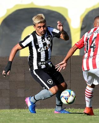 Victor Luis, Botafogo (Foto: Vitor Silva/SSPress/Botafogo)