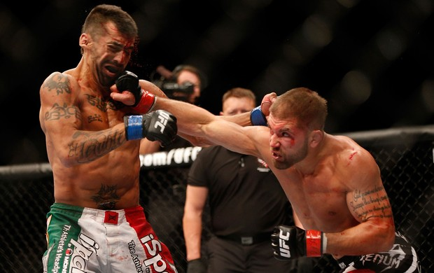 UFC 160 Jeremy Stephens; Estevan Payan (Foto: Getty Images)