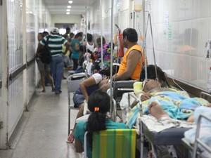 Hospital Socorrão I (Foto: De Jesus/O Estado)