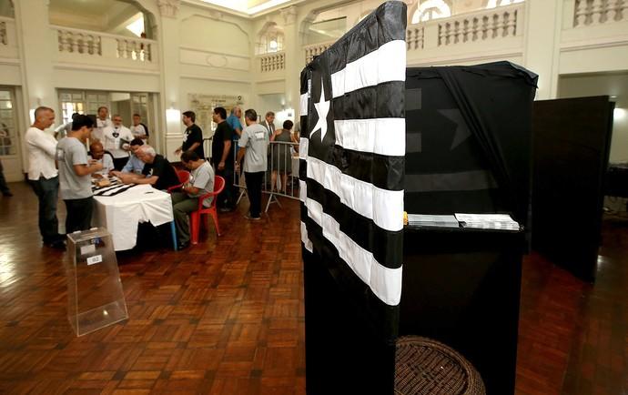 Botafogo Eleições em General Severiano (Foto: Satiro Sodre / SSPress)