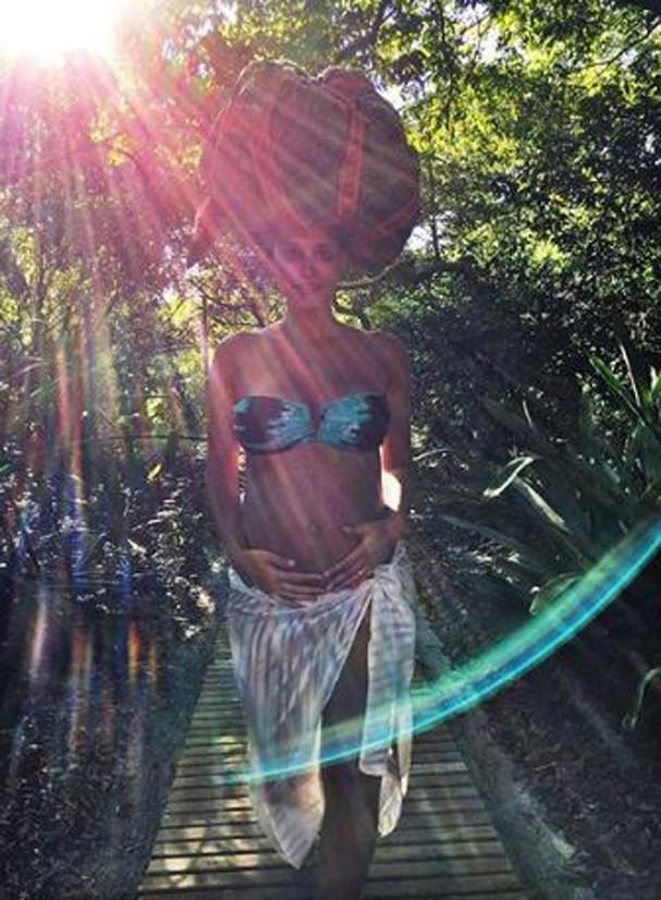 Débora Nascimento (Foto: Reprodução Instagram)