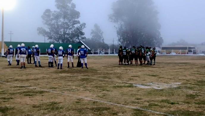Cuiabá Arsenal, São Paulo Storm (Foto: Divulgação/ Cuiabá Arsenal)