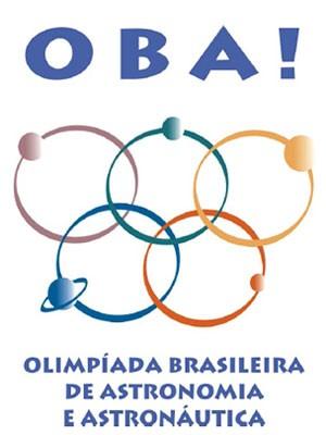 Organizadores da Olimpíada Brasileira de Astronomia e Astrofísica precisaram retirar a logomarca da instituição após notificação do COB (Foto: Reprodução)