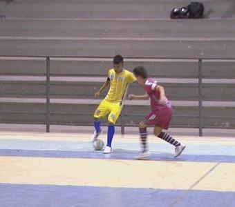 Campeonato Roraimense de Futsal Sub-15 (Foto: Reprodução/TV Roraima)