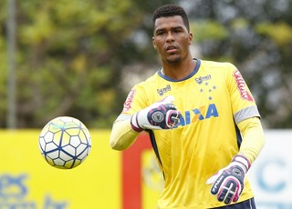 Elisson, Cruzeiro (Foto: Washington Alves/ Light Press)