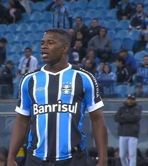 Yuri Mamute Grêmio (Foto: Reprodução)