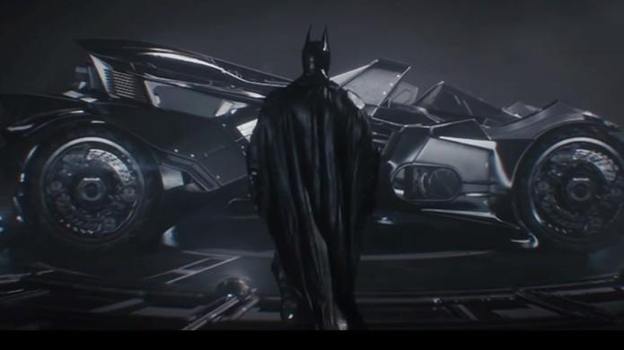 O Batmóvel é uma das maiores novidades em Batman: Arkham Knight (Foto: comicsalliance.com) (Foto: O Batmóvel é uma das maiores novidades em Batman: Arkham Knight (Foto: comicsalliance.com))