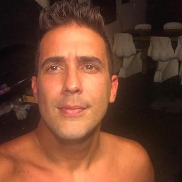 André Marques faz 38 anos (Foto: Instagram/Reprodução)