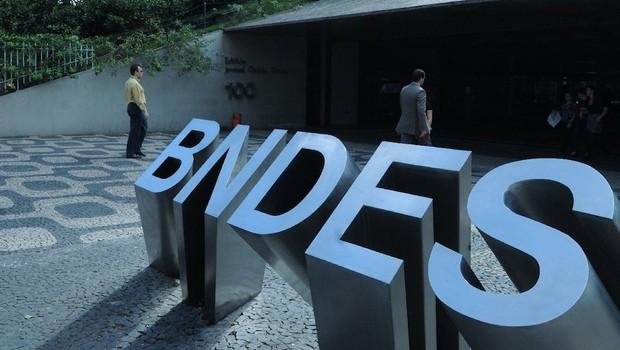 Fachada do BNDES no Rio de Janeiro (Foto: Agência Brasil/Arquivo)