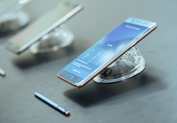 Galaxy Note 7 está voltando como o Galaxy Note Fan Edition — Oficial