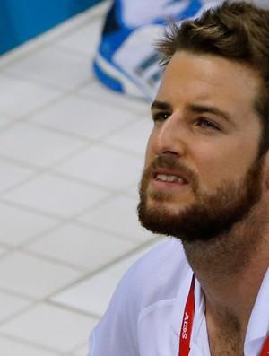 James Magnussen natação londres 2012 olimpiadas (Foto: Reuters)