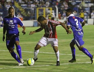 Rio Claro x Botafogo-SP (Foto: Rogério Moroti/Ag. Botafogo)