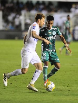 Santos x Palmeiras, Vila Belmiro