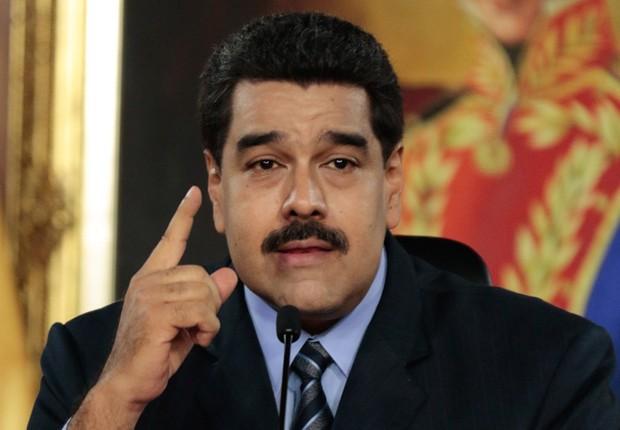 O presidente da Venezuela, Nicolás Maduro (Foto: Prensa Miraflores/EFE)