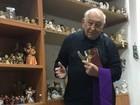 'Mesmo padres têm medo': a dificuldade de exorcista veterano em encontrar sucessores