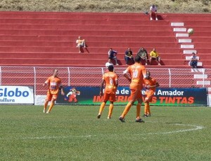 Aurora, futebol amador, uberlândia (Foto: Wilson Barbosa)