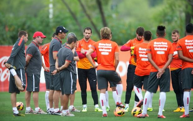 clemer inter internacional treino (Foto: Alexandre Lops/Divulgação Inter)