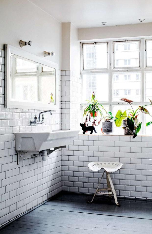 CV372 Casa Li Edelkoort Banheiro (Foto: Fran Matthieu Salvaing)