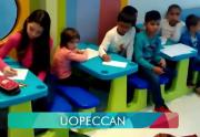 Uopeccan grava vídeo agradecendo a quem adotou as cartinhas das crianças em tratamento (Foto: reprodução)