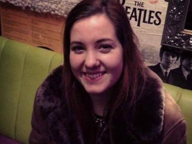 Britânica Siân Rogers aceitou participar de experimento remunerado para testar vacina contra doença  (Foto: BBC)