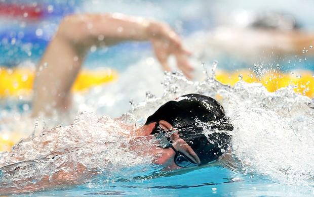 Ryan Lochte natação Mundial em Istambul (Foto: Reuters)