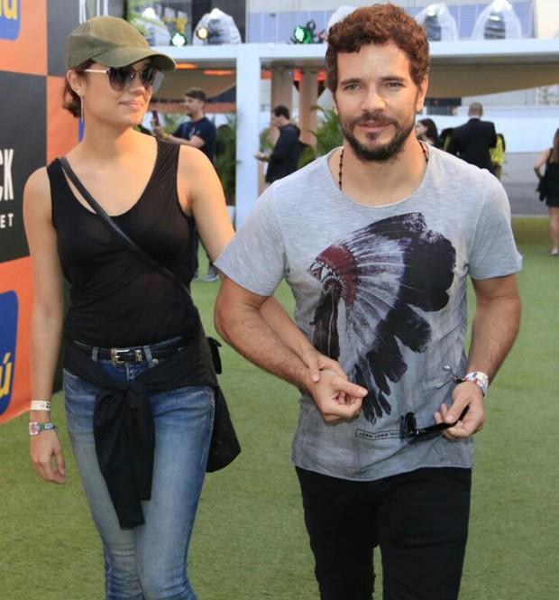 Sophie Charlotte e Daniel de Oliveira (Foto: Marcos Rosa/Ed. Globo)