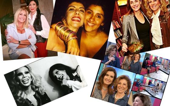 As homenagens a Marília nas redes sociais - Susana Vieira, Regina Casé, Christiane Torloni, Rogéria e Fátima Bernardes (Foto: Reprodução Instagram)
