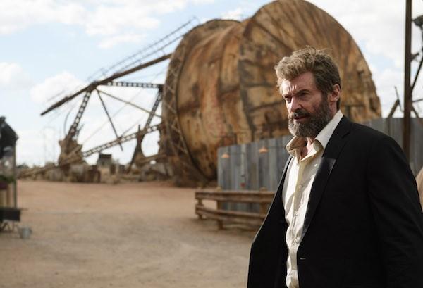 O ator Hugh Jackman em cena de 'Logan' (Foto: Reprodução)