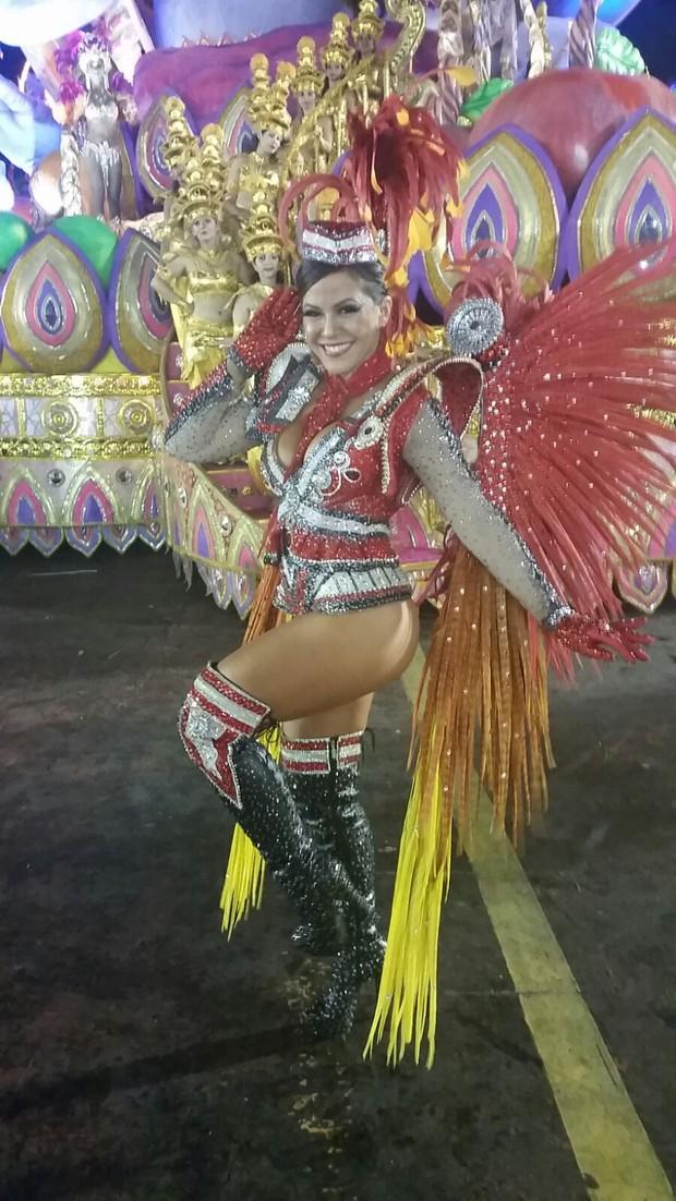 Tânia Oliveira (Foto:  EGO)