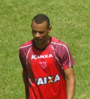 Paulo Sérgio CRB (Foto: Viviane Leão/GloboEsporte.com)